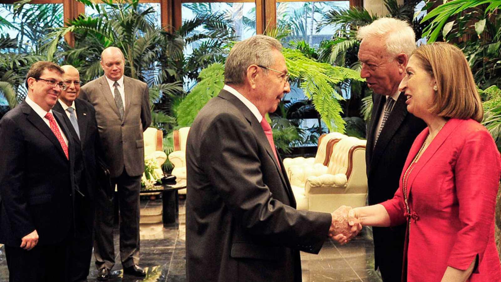 """Margallo: """"Estamos en el punto más álgido en las relaciones con Cuba"""""""