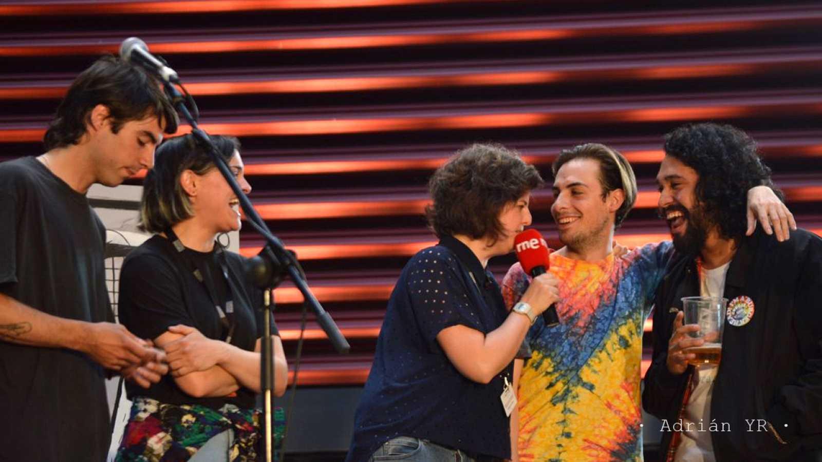 Radio 3 en el Museo Reina Sofía - Capitán Demo: Hinds, Los Nastys y Papaya - 18/05/16 - Ver ahora