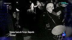 Ochéntame otra vez - Samana Santa en Girona al ritmo de tambores