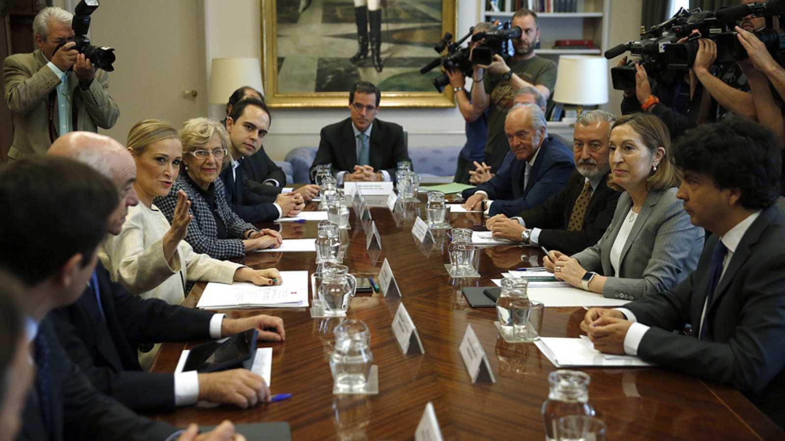 Fomento ve inviable económicamente el proyecto Madrid Puerta Norte