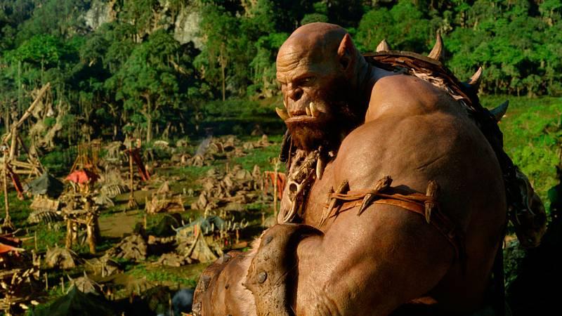 Rtve.es estrena un clip exclusivo de 'Warcraft'