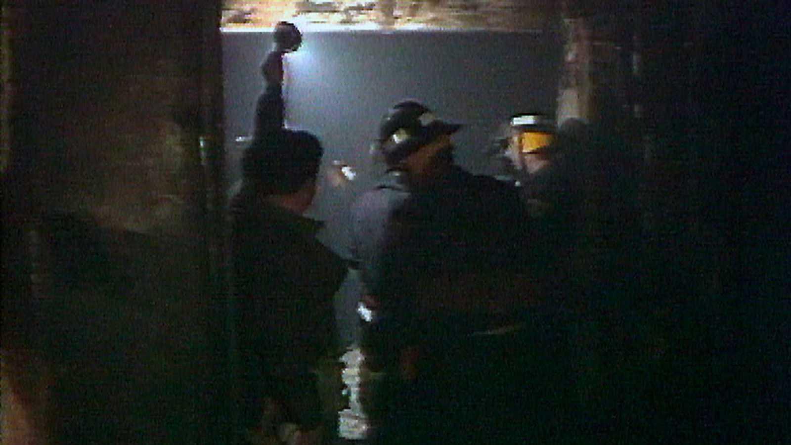 Hace 25 años del incendio de Alcalá 20