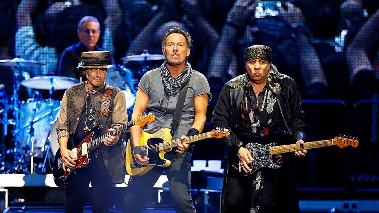 Bruce Springsteen Concluye Su Paso Por España Con Un Lleno En Madrid Rtve Es