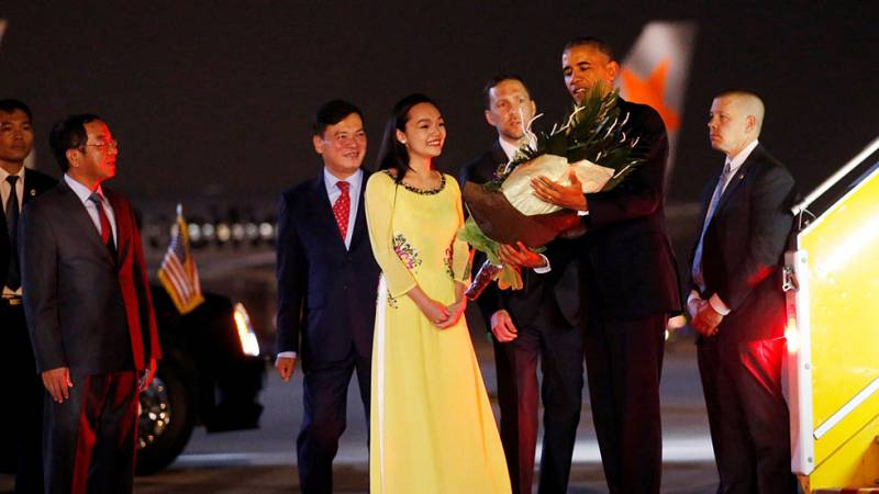 Obama inicia un significativo viaje por Asia
