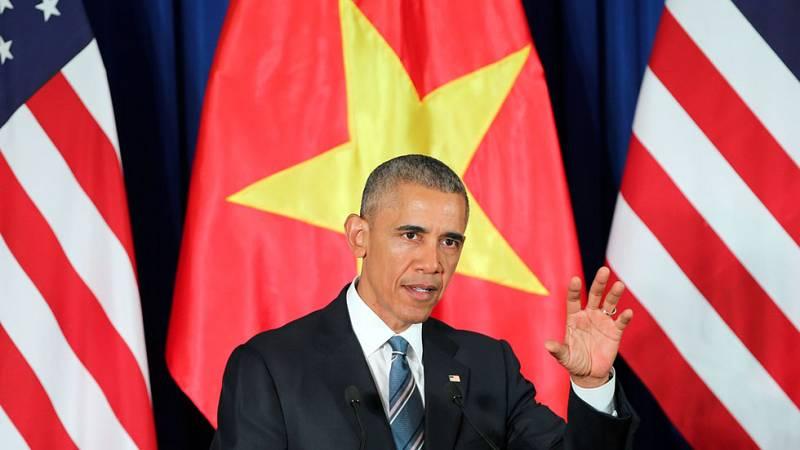 Obama pone fin a 32 años de embargo a la venta de armas a Vietnam