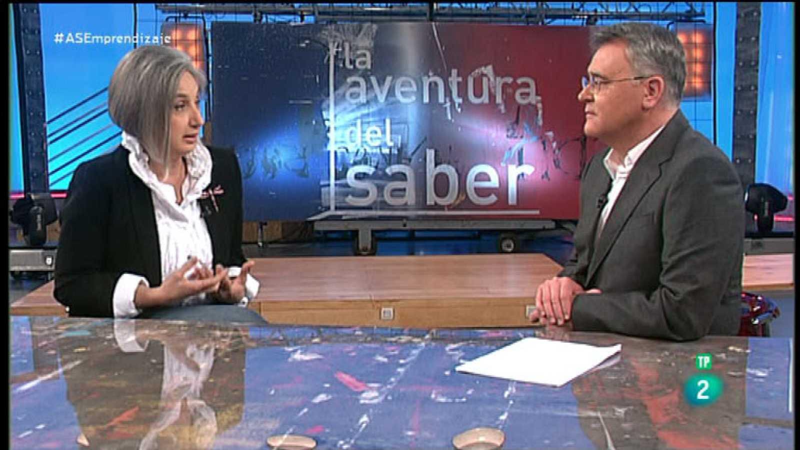 La Aventura del Saber. Carmen Pellicer. Fundación Trilema. Aprender a emprender