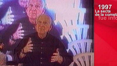 La secta del cometa (Suicidio colectivo en San Diego) (1997)
