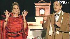 Campanadas-1997 Las más rápidas. Telediario.