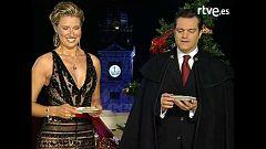 Campanadas 2005 - Debut de Anne Igartiburu