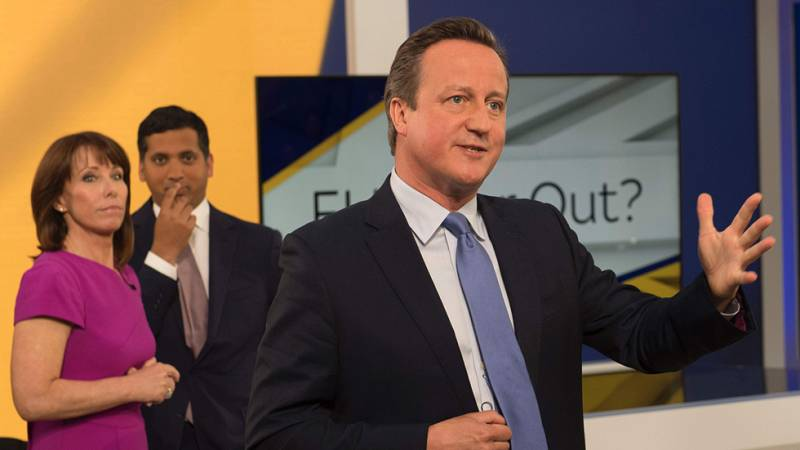 """David Cameron: Europa """"me vuelve loco a veces"""", pero si nos vamos """"no estaremos mejor"""""""