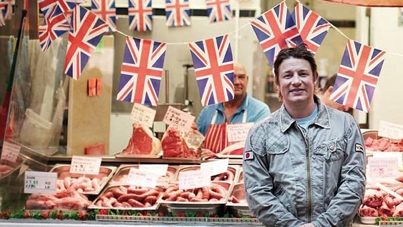 Otros documentales - Jamie en Gran Bretaña: El centro de Inglaterra - ver ahora
