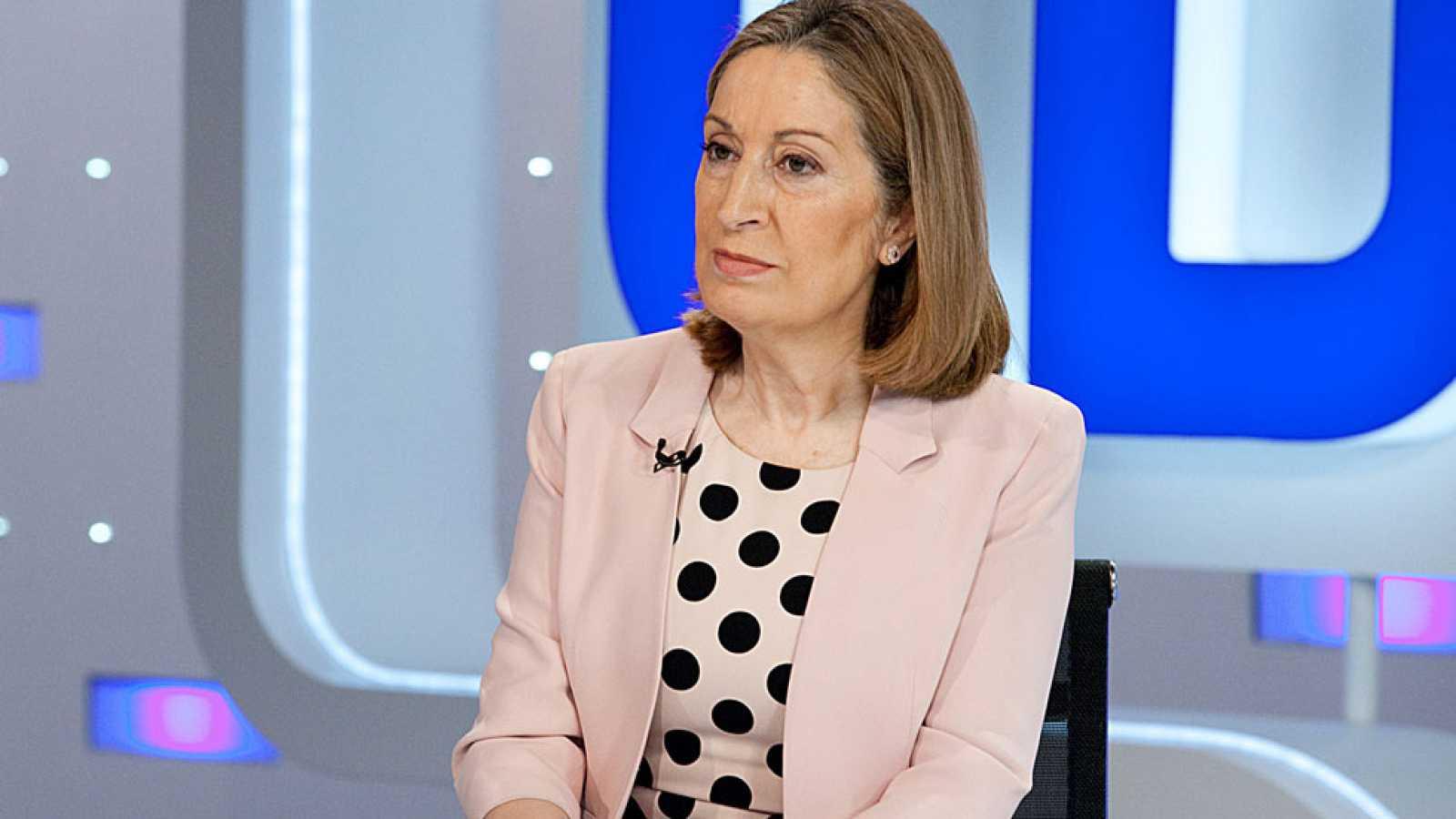 Pastor apuesta por la gran coalición con el PSOE