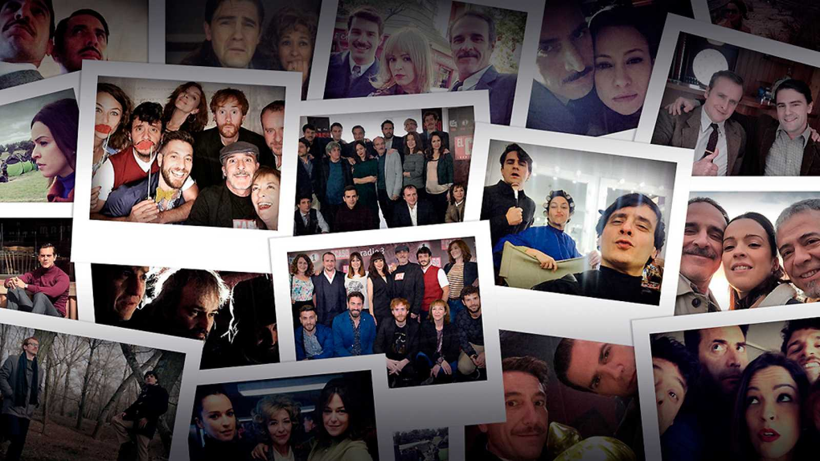 Final de temporada - Razones para emocionarse con los actores de 'El Caso. Crónica de sucesos'