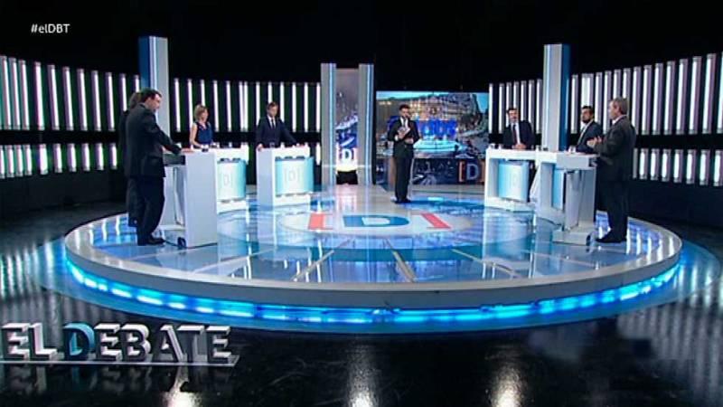 El debate de La 1 - 08/06/16 - ver ahora