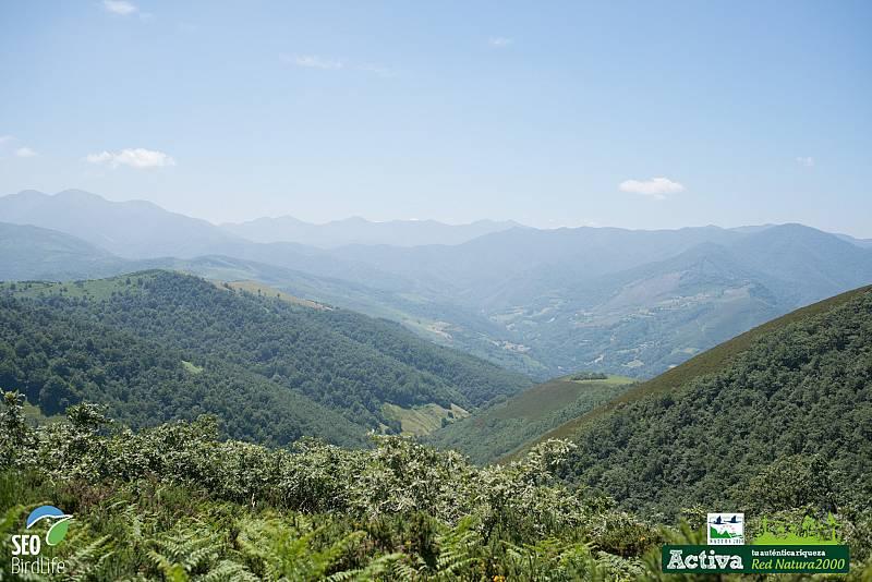 Red Natura 2000 - De la mina a cuidar la tierra (Segundo y familia) - Avance