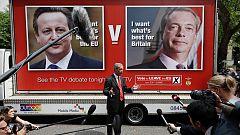 Nerviosismo entre quienes defienden la permanencia de Reino Unido en la UE