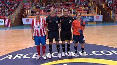 Fútbol Sala - Copa de España Femenina. 1ª Semifinal