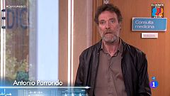Antonio ingresa en 'Centro Médico'