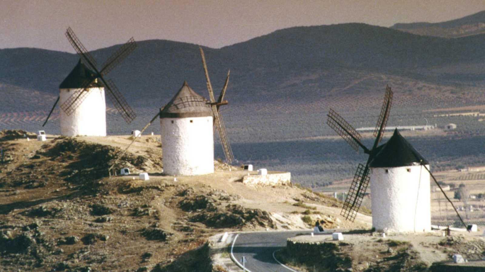 A vista de pájaro - La Mancha (I)