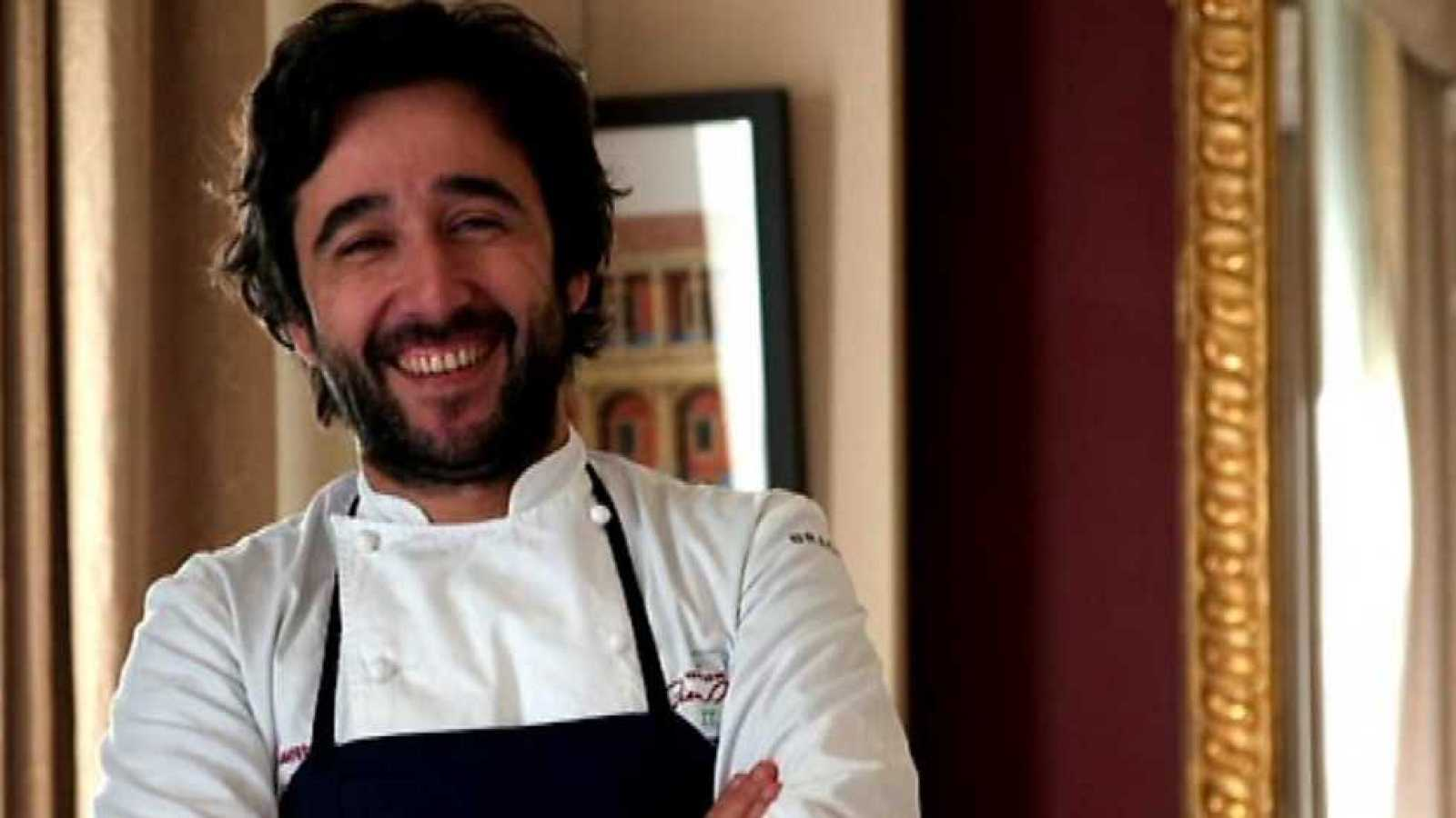 Al Punto. Grandes Chefs - Diego Guerrero - ver ahora