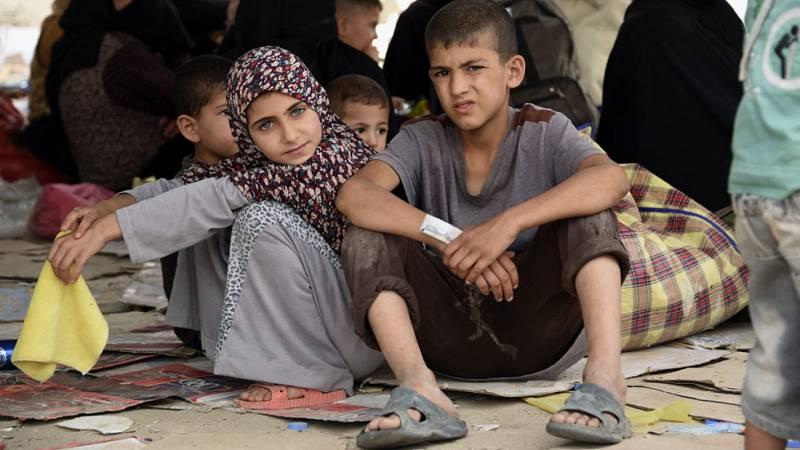 Cada minuto hay 24 nuevos refugiados en el mundo