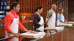 MasterChef 4 - Ángel, José Luis, Rocío y Virginia son los finalistas