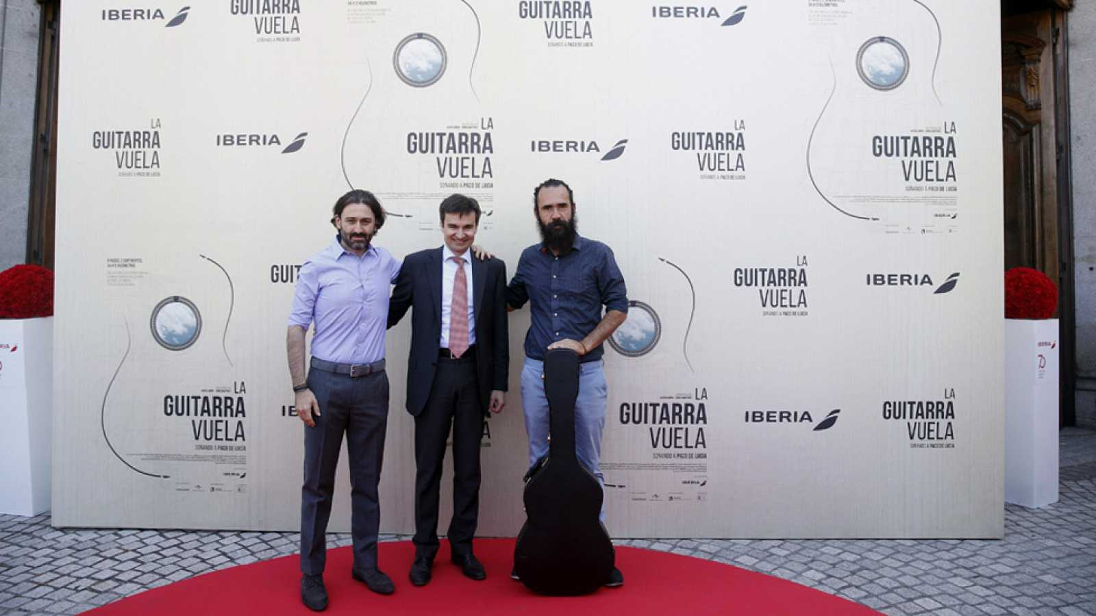 La última guitarra de Paco de Lucía, 'La Maestro', de gira por Iberoamérica