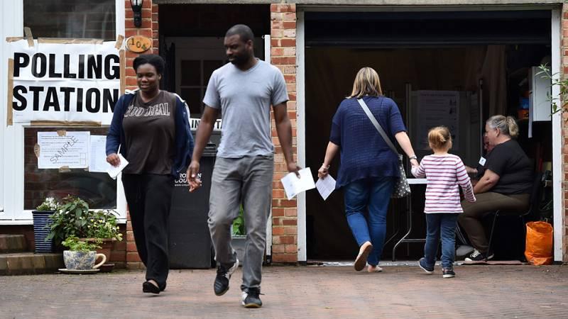 Los británicos votan la permanencia o la salida del Reino Unido de la Unión Europea