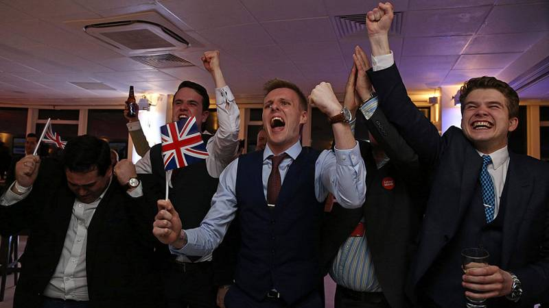 Reino Unido decide abandonar la UE tras la victoria del 'Brexit'