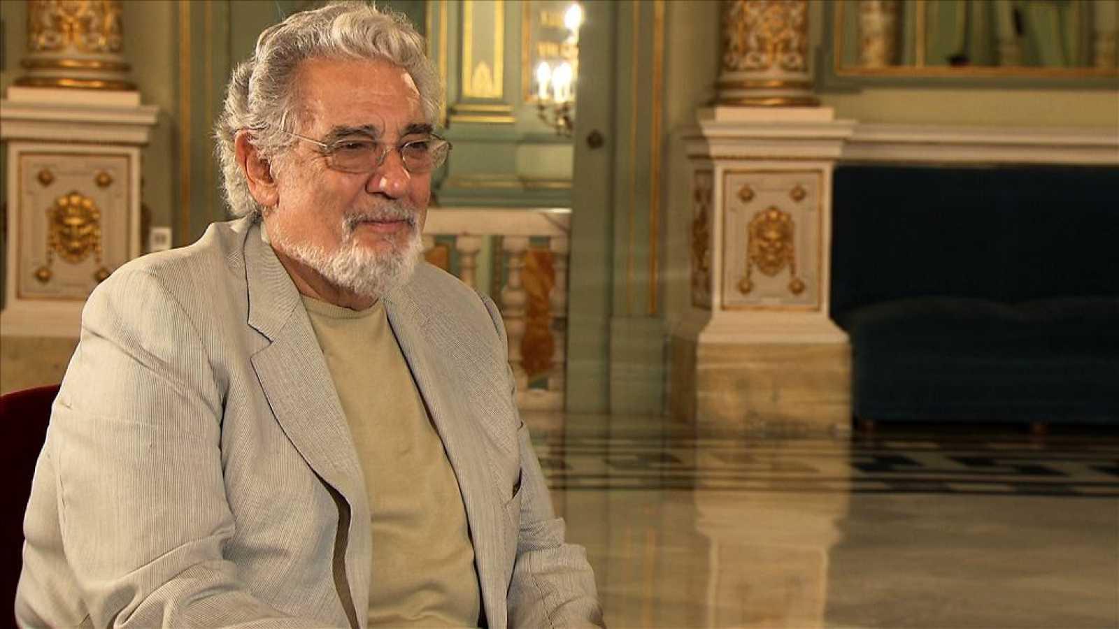 Plácido Domingo, 50 años de recuerdos