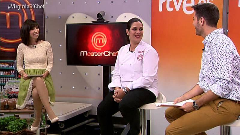 Sí Chef - Videoencuentro con Virginia, ganadora de MasterChef 4