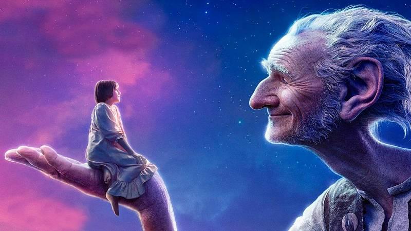 Tráiler de 'Mi amigo el gigante', de Steven Spielberg