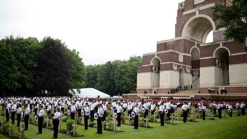 El 'Brexit' planea sobre la conmemoración del centenario de la Batalla del Somme