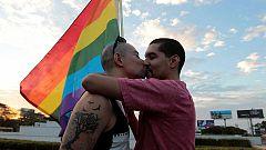 La homofobia persiste en Latinoamérica pese a los avances