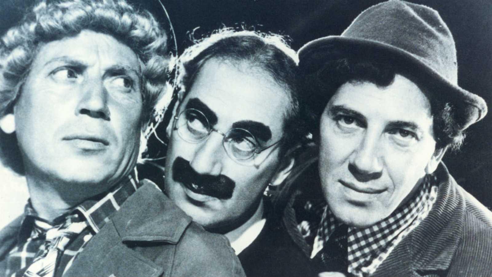 De película - El maravilloso mundo de los hermanos Marx