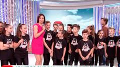 La Mañana - Los 16 niños que bailan como los ángeles