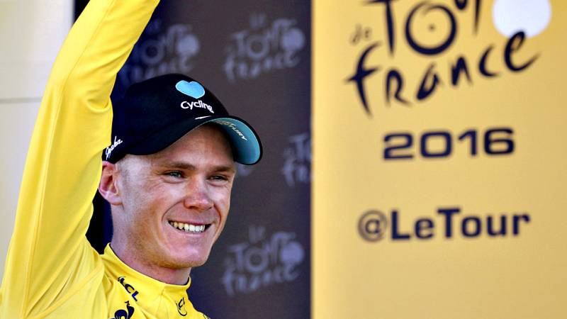El ciclista británico Chris Froome (Team Sky) se ha impuesto este  sábado en la octava etapa del Tour de Francia, disputada entre Pau y  Bagneres de Luchon sobre 184 kilómetros, en una jornada donde se  produjo el mítico ascenso al Tourmalet y que le