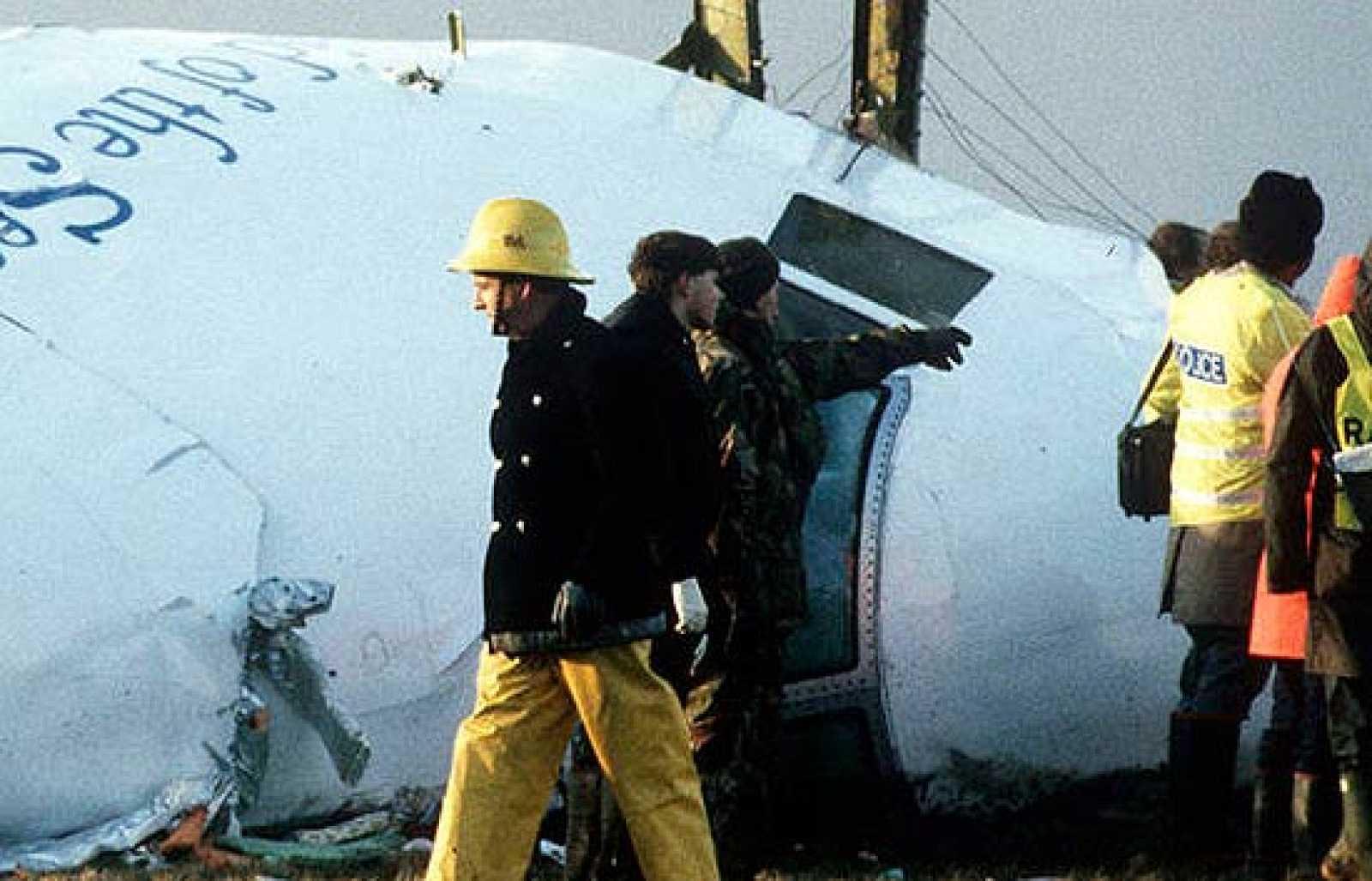 20 años del atentado de Lockerbie
