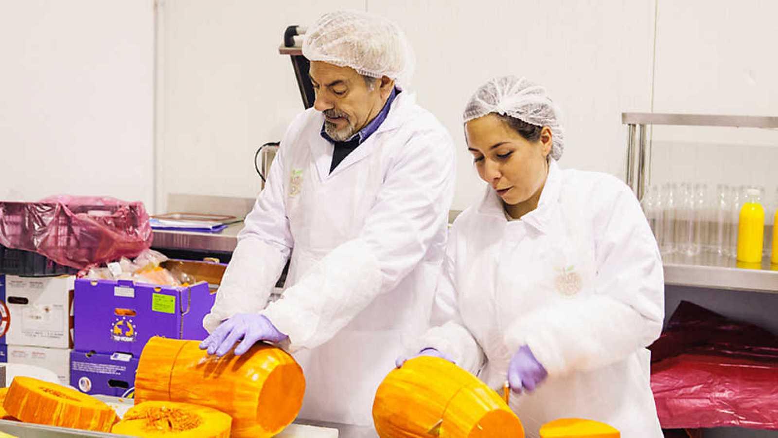 Trabajo Temporal - Ana Obregón y Carlos Sobera - ver ahora