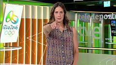 Erica Villaécija - Celebra Río en RTVE