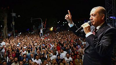 Más de 9.300 personas están procesadas por  su relación con el golpe de estado en Turquía