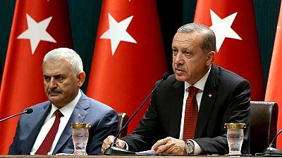Erdogan anuncia una reestructuración de las Fuerzas Armadas turcas