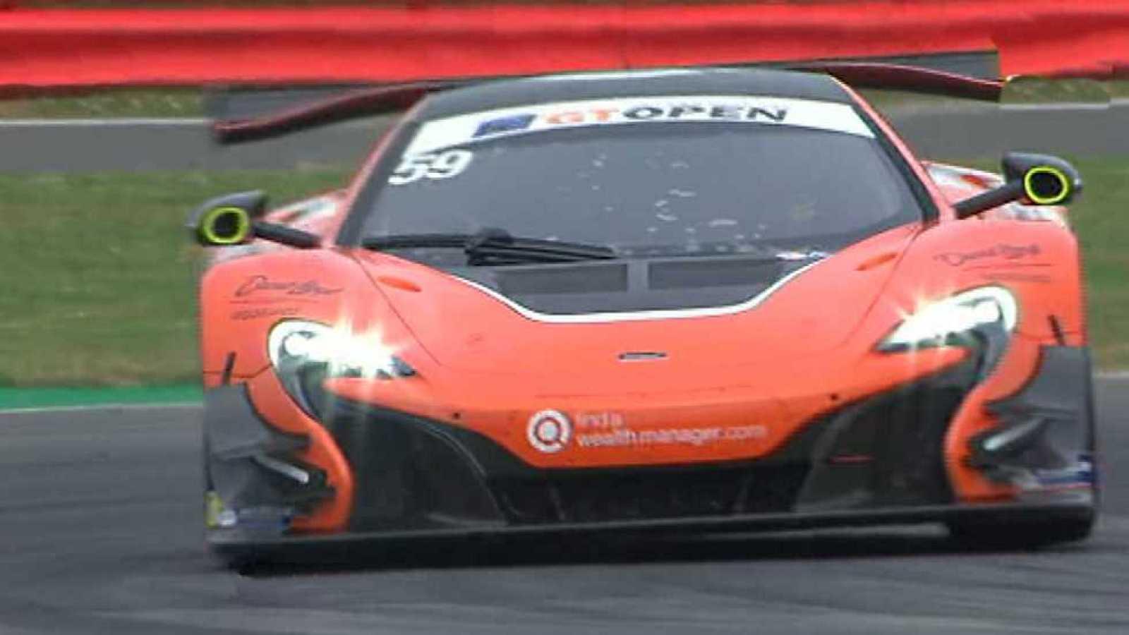 Automovilismo - Internacional GT Open 2ª carrera (Silverstone) - ver ahora