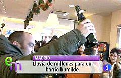Esta mañana - La Lotería de Navidad baña en oro a Soria