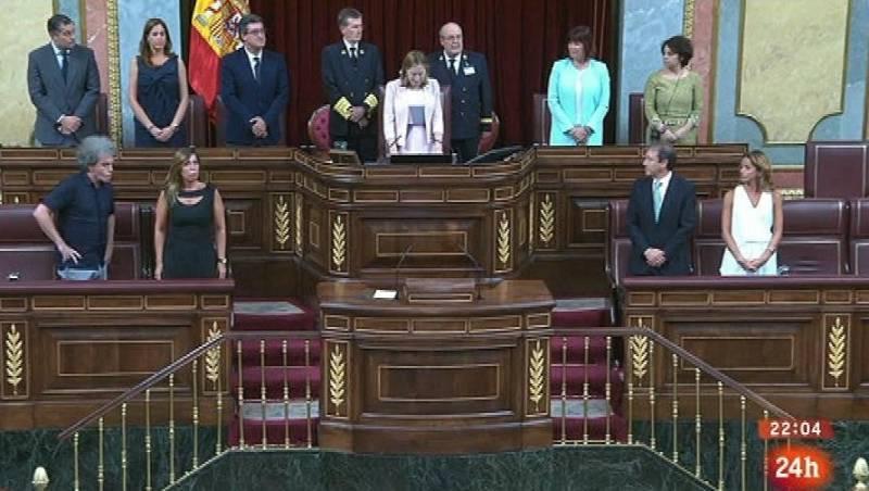 Parlamento - El foco parlamentario - Constitución de las Cortes - 23/07/2016