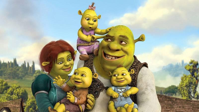 Cine - Shrek Tercero, el viernes a las 22:05 en La 1