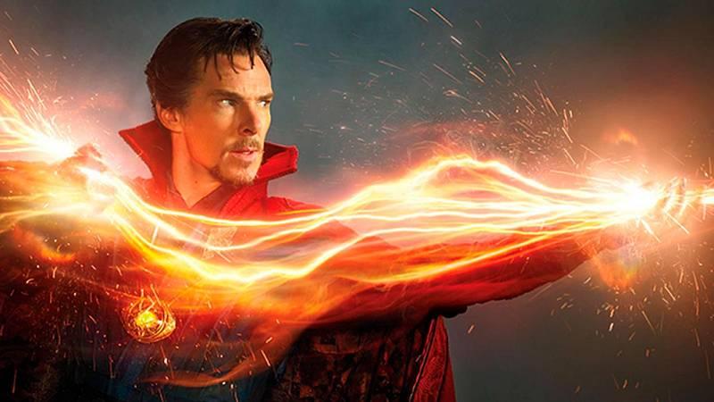 Nuevo tráiler de 'Doctor Strange', de Marvel