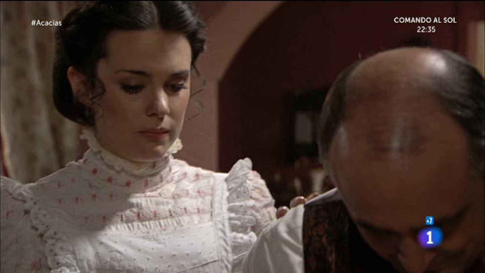 María Luisa cambia de actitud y le hacía falta