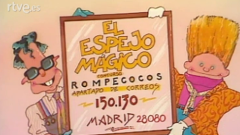 El espejo mágico - 27/01/1986