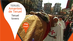 Amantes de Teruel - Teruel, Aragón - Teruel lovers